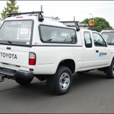 DOWNER UTE R R 235x235 - High Line Canopy Roof Rack