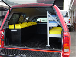FALCON SHELVING sm - Rear Storage