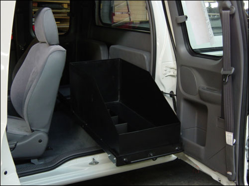 FREE STYEL DOOR 11 - Cab storage