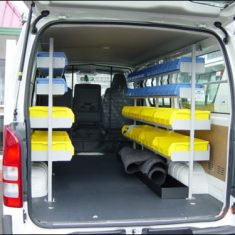 HIACE ZL NEW MODEL ADJUST SHELV 235x235 - Left and right side shelves