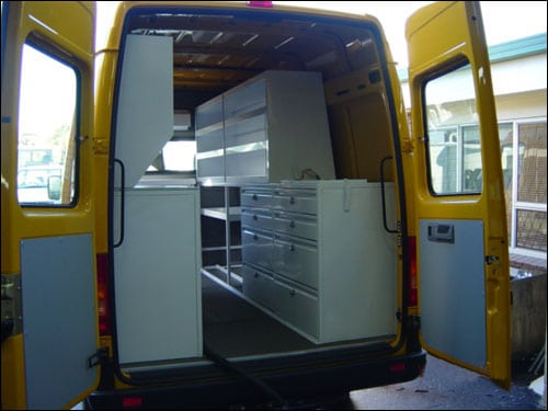 lendich generators - Large Van