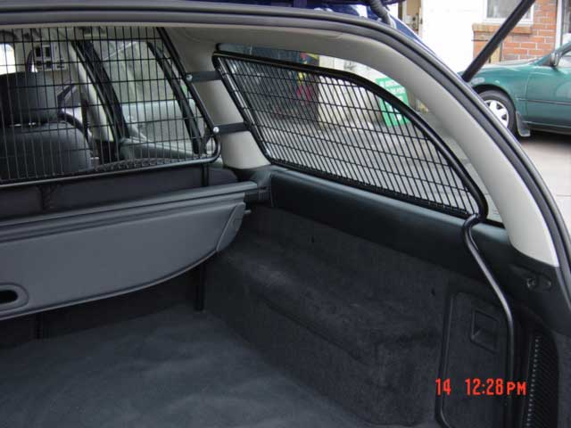 tvnz falcon - Rear Side Window Security Screens
