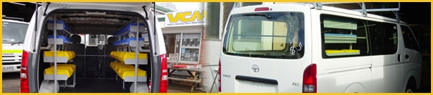 Vcm Commercial Vehicle Fit Out West Auckland