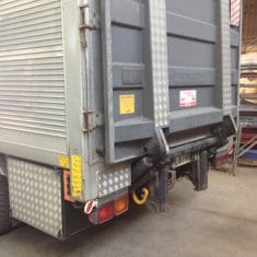 Truck ferry lashing rings back 235x235 - Ferry lashing rings - rear