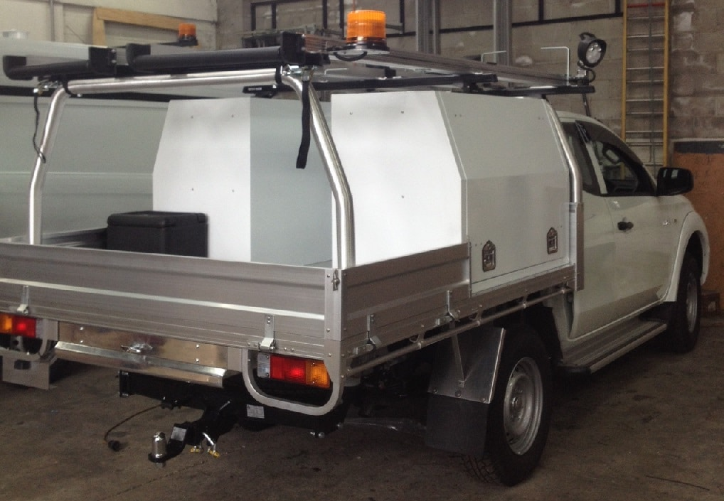Truck toolboxes - Truck/ ute toolboxes