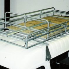 Van 2 tier basket roof rack cropped 235x235 - Basket roof rack