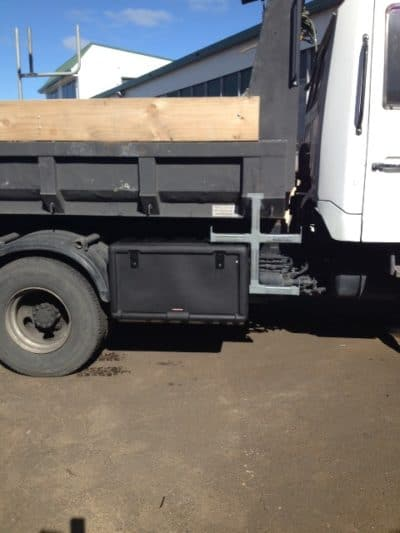 Truck toolbox side access step e1504131363683 - Toolbox & step